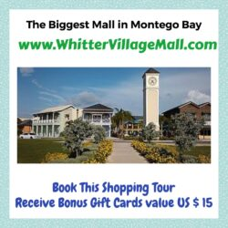 Whitter Village Shopping Mall Tour ( Free Bonus Digital Gift Cards Included)